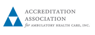 Accreditation Association for Amulatory Health Care logo